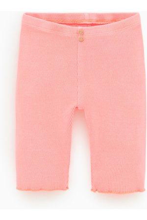 Zara Legging corto básico