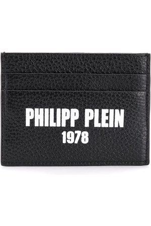 Philipp Plein Tarjetero con logo