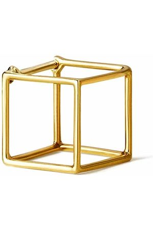 SHIHARA Pendiente estilo cubo 10
