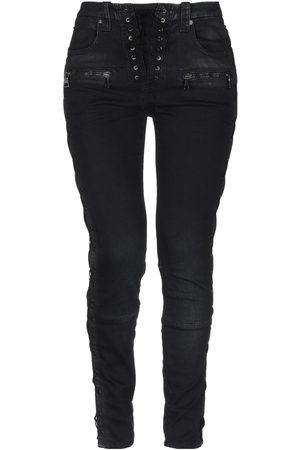 d798614fb7 Lazos Pantalones Y Vaqueros de mujer color negro ¡Compara 103 productos y  compra ahora al mejor precio!