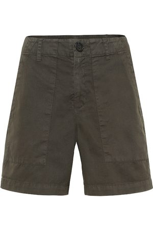 Velvet Shorts Kaely de algodón