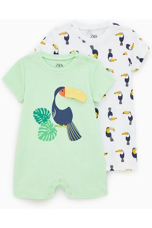 Zara Pack dos pijamas tucán