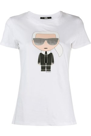 Karl Lagerfeld Camiseta Ikonik Karl