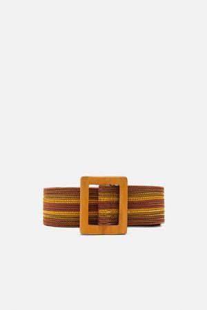 Zara Cinturón rayas