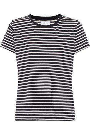 Velvet Camiseta Hadley mezcla de algodón