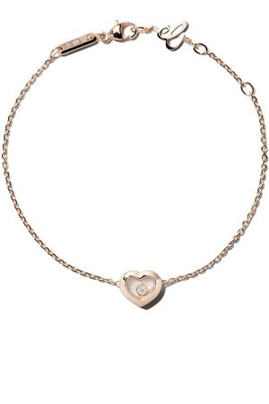 Chopard Pulsera Happy Diamonds Icons en oro rosa 18kt