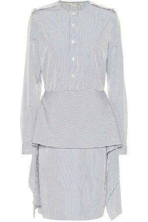 Stella McCartney Vestido camisero de algodón