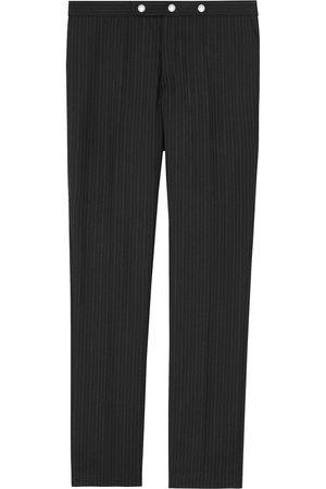 Burberry Pantalones de vestir a rayas diplomáticas