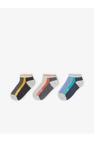 Zara Pack tres calcetines cortos