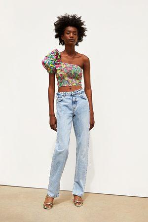 73d7af95c8 Camisas de mujer Zara online. ¡Compara 454 productos y compra!