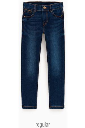 Zara Jeans bolsillo cremallera