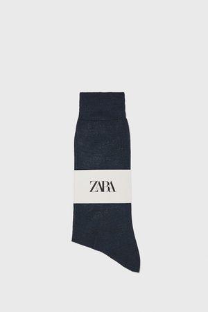 Zara Hombre Calcetines - Calcetín mercerizado premium