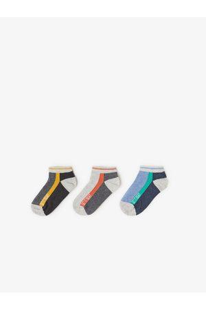 Zara Bebé Calcetines - Pack tres calcetines cortos