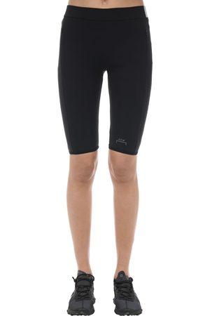 A-cold-wall* | Mujer Shorts De Lycra Con Delantero Estampado Xs