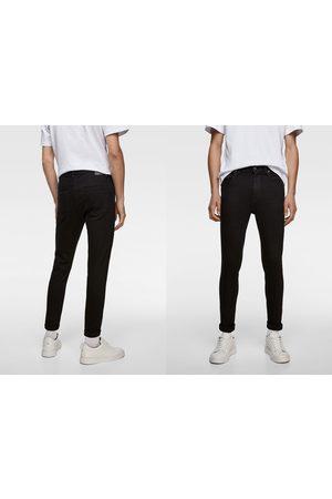 Zara Jeans skinny cropped