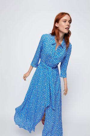 Zara vestidos mujer noche