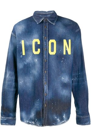 Dsquared2 Camisa vaquera Icon