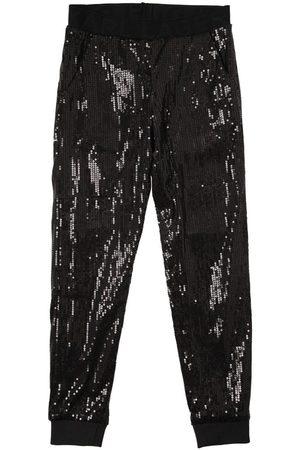 Karl Lagerfeld Pantalones De Techno Con Lentejuelas