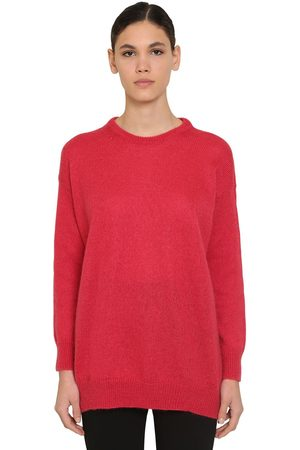 Max Mara | Mujer Suéter De Punto De Angora Xs