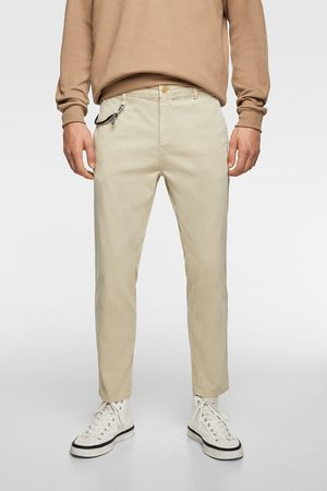 Zara Pantalón chino new cropped