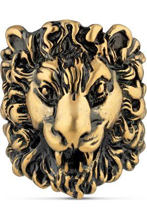 Gucci Mujer Anillos - Anillo con cabeza de león