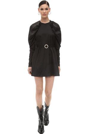 ROTATE | Mujer Vestido De Satén Techno 34