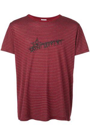 Saint Laurent Camiseta SL Star