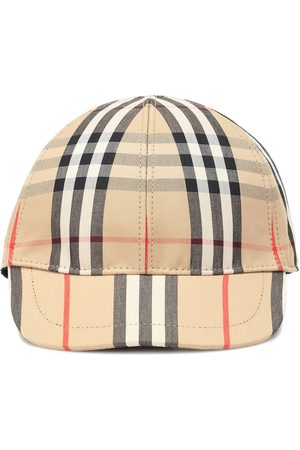 Burberry Gorra de béisbol Vintage Check