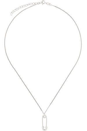 TRUE ROCKS Mujer Collares - Collar con imperdible de colgante