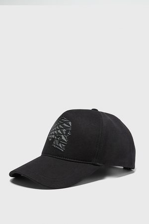 Zara Gorra calavera relieve