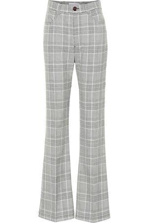 See by Chloé Pantalones anchos de tiro alto