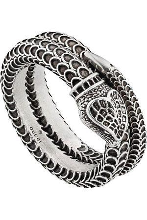 Gucci Anillo Garden con motivo de serpiente