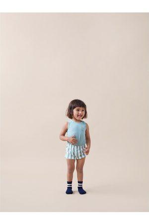 Zara Bebé Bodies bebé - Pack body y bermuda summer