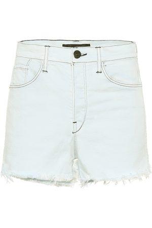 3x1 Shorts Carter de jeans tiro alto