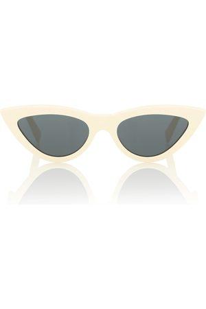 Céline Gafas de sol cat-eye de acetato