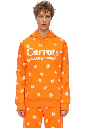 Carrots | Hombre Sudadera De Algodón Con Capucha S
