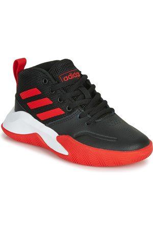 adidas Zapatillas de baloncesto OWNTHEGAME K WIDE para niño
