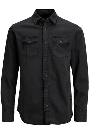 Jack & Jones Hombre Camisas - Must-have Shirt Men Black
