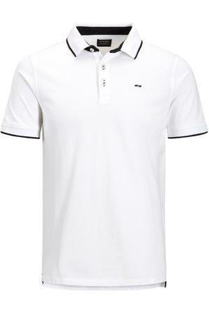 Jack & Jones Classic Plus Size Polo Men White