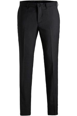 Jack & Jones Slim Fit Suit Trousers Men Black
