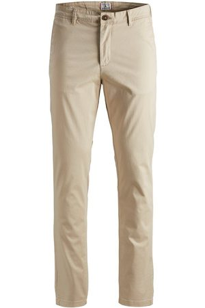 Jack & Jones Slim Fit Chinos Men White