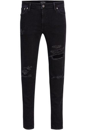 Jack & Jones Liam Original Am 502 Skinny Fit Jeans Men Black