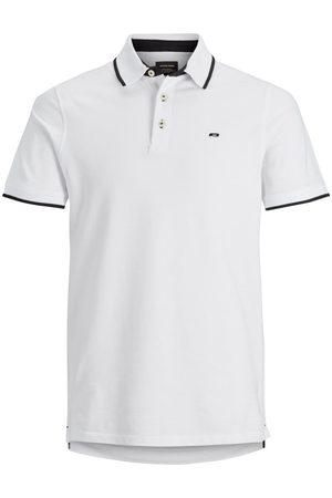 Jack & Jones Classic Polo Shirt Men White