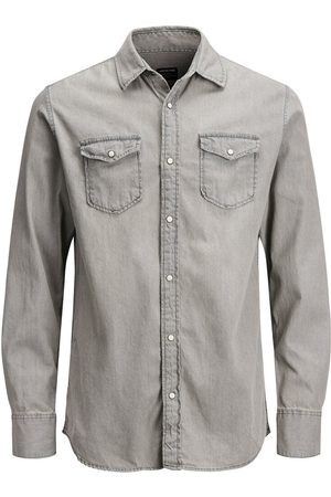 JACK & JONES Must-have Shirt Men Grey