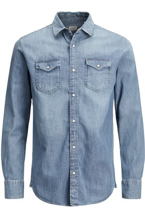 Jack & Jones Must-have Shirt Men Blue
