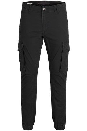 Jack & Jones Paul Flake Akm 542 Cargo Pants Men Black