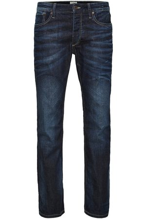 Jack & Jones Clark Original Jos 318 Regular Fit Jeans Men Blue