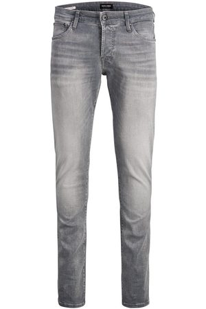 Jack & Jones Glenn Icon Jj 257 50sps Slim Fit Jeans Men Grey