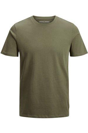 Jack & Jones Organic Cotton T-shirt Men Green