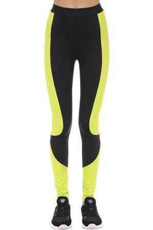 FANTABODY   Mujer Leggings De Lycra Reciclada /acid Green S
